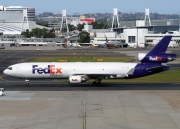N593FE, McDonnell Douglas MD-11-F, Federal Express (FedEx)