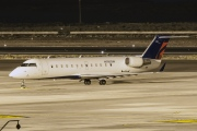 N595SW, Bombardier CRJ-100ER, Delta Connection