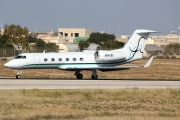N597DC, Gulfstream G450, Private