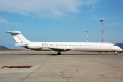 N598BC, McDonnell Douglas MD-82, Untitled