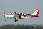 N600MS, Beechcraft A36 Bonanza, Private