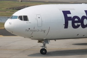 N605FE, McDonnell Douglas MD-11-F, Federal Express (FedEx)