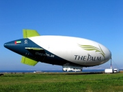 N605SK, Airship Industries Skyship 600, Skycruise Switzerland