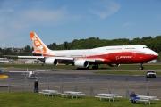 N6067E, Boeing 747-8(BBJ), Boeing