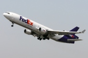 N606FE, McDonnell Douglas MD-11-F, Federal Express (FedEx)