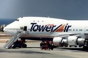 N606FF, Boeing 747-100, Tower Air