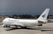 N608PE, Boeing 747-200B, Garuda Indonesia