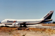 N609FF, Boeing 747-100, Tower Air