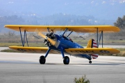 N61147, Boeing-Stearman PT-17 Kaydet, Private