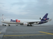 N617FE, McDonnell Douglas MD-11-F, Federal Express (FedEx)