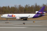 N621FE, McDonnell Douglas MD-11-F, Federal Express (FedEx)
