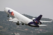 N631FE, McDonnell Douglas MD-11-F, Federal Express (FedEx)