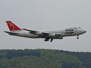 N631NW, Boeing 747-200B(SF), Northwest Airlines Cargo