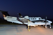 N6366S, Beechcraft 350 Super King Air, Private