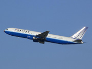 N643UA, Boeing 767-300ER, United Airlines