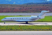 N650RR, Gulfstream G650, Private