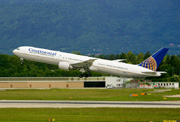 N66056, Boeing 767-400ER, Continental Airlines