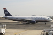 N662AW, Airbus A320-200, US Airways