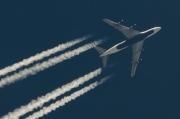 N662US, Boeing 747-400, Delta Air Lines