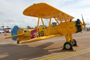N67193, Boeing-Stearman Model 75 N2S-5 Kaydet, Private