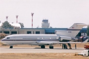 N682G, Boeing 727-100, Private