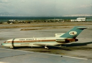 N696WA, Boeing 727-100C, Yemen Airways