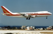 N704CK, Boeing 747-200F(SCD), American International Airways