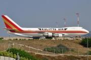 N704CK, Boeing 747-200F(SCD), Kalitta Air