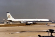 N707KS, Boeing 707-300B, Private