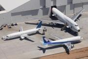 N709AG, Boeing 737-400, Untitled