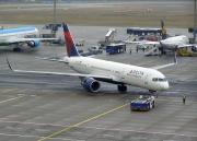 N722TW, Boeing 757-200, Delta Air Lines