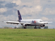 N723FD, Airbus A300F4-600R, Federal Express (FedEx)