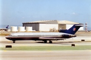 N7275U, Boeing 727-200Adv, United Airlines