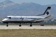 N727DL, Saab 340-A, Private