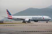 N728AN, Boeing 777-300ER, American Airlines