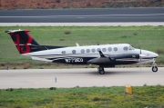 N733EU, Beechcraft 350 Super King Air, Private