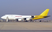 N740CK, Boeing 747-400(BCF), Kalitta Air