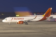 N742AV, Airbus A320-200, Avianca
