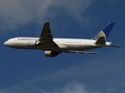 N76010, Boeing 777-200ER, Continental Airlines