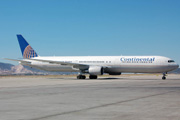 N76055, Boeing 767-400ER, Continental Airlines