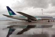 N767A, Boeing 767-200ER, Aramco
