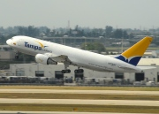 N768QT , Boeing 767-200ER, Tampa Cargo