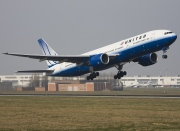 N772UA, Boeing 777-200, United Airlines