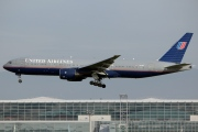 N779UA, Boeing 777-200ER, United Airlines