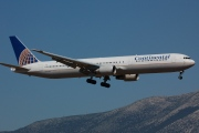 N78060, Boeing 767-400ER, Continental Airlines