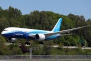 N787BA, Boeing 787-8 Dreamliner, Boeing