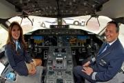 N787BX, Boeing 787-8 Dreamliner, Boeing