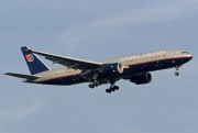 N788UA, Boeing 777-200ER, United Airlines