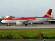 N789AV, Airbus A320-200, Avianca