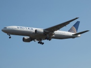 N797UA, Boeing 777-200ER, United Airlines